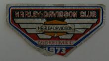 HD club Czechoslovakia 1973