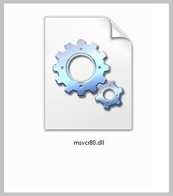 Download Msvcr80.dll File