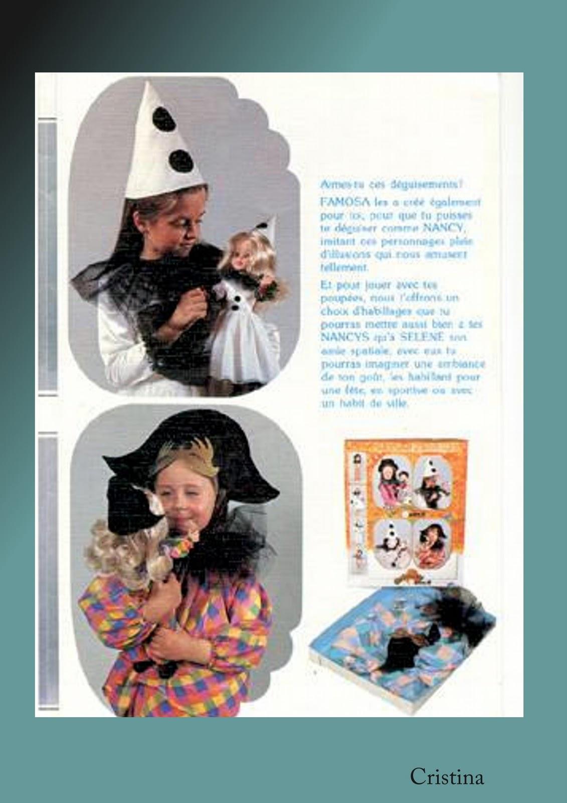 Nancy famosa nancy de los a os 80 cat logo for Catalogo selene
