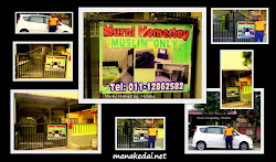 Murni Homestay, Melaka.