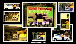 Murni Homestay, Melaka.