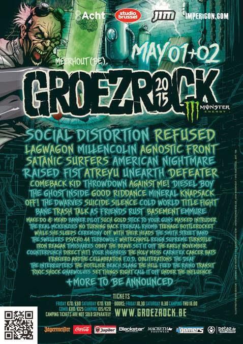 http://www.groezrock.be/