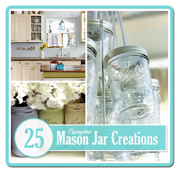 25 Awesome Mason Jar Projects