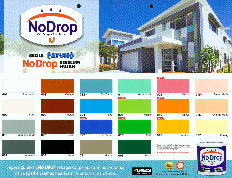Galeri BANGUNAN: No Drop - Katalog 2013