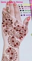 Gems Henna Accesories - Make your henna/mehndi works looks glamorous - click picture