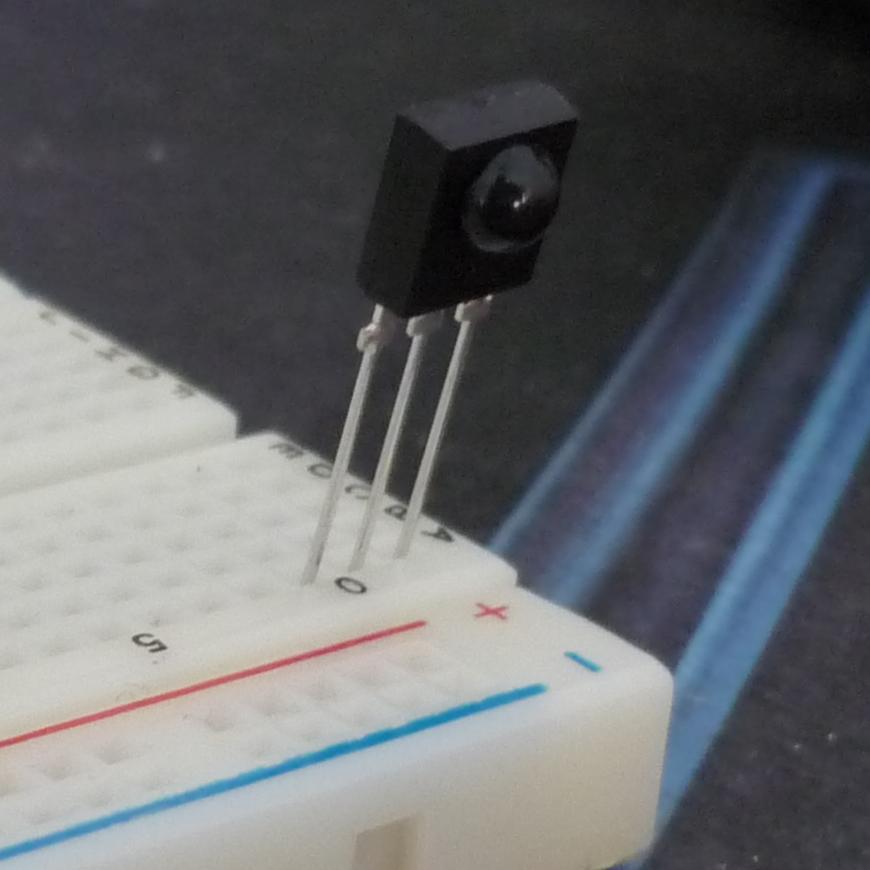 infrared kit , remote control receiver NEC - JUAL ARDUINO