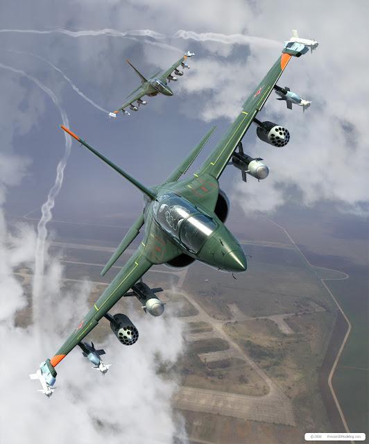 Bangladesh YAK-130