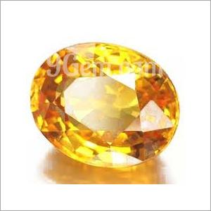 Yellow Sapphire Gemstone - 9Gem.com