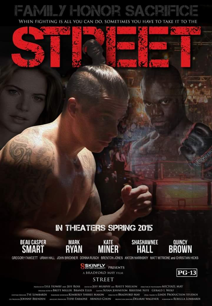 Watch The Latest Trailer For MMA Fight Drama STREET