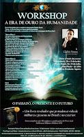 Workshop completo com o escritor em Porto Alegre - São Paulo - Florianópolis - Vitória