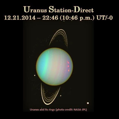 Station Notice - Uranus