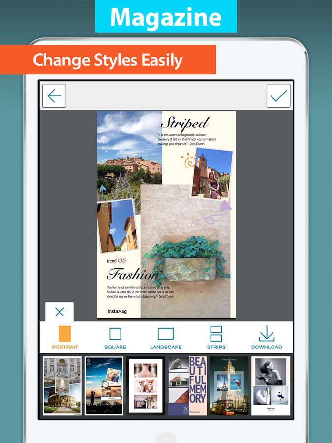 Best Android Apps Instamag Magazine Style