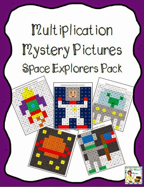 http://www.teacherspayteachers.com/Product/Multiplication-Mystery-Pictures-Activity-Space-Explorers-Pack-1278657