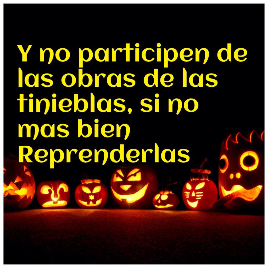 bonao internacional: halloween es una fiesta pagana y anticristiana