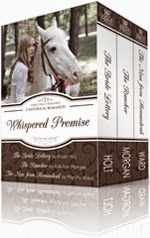 Whispered Promise: A Triple Treat Romance Box Set