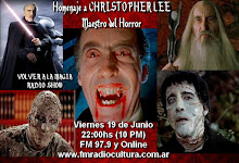 Homenaje a Christopher Lee