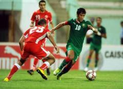 المنتخب الأولمبي المغربي