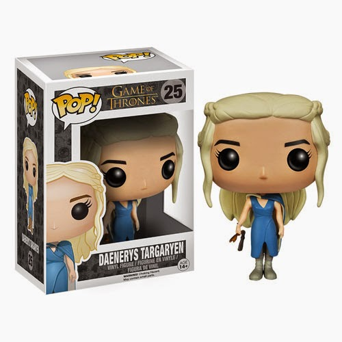 Game of Thrones Pop! Series 4 by Funko - Daenerys Targaryen