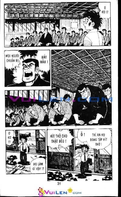 Siêu quậy Teppi chap 6 - Trang 31
