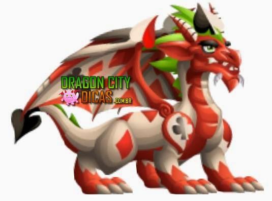 Dragão Ás - Imagens Reveladas