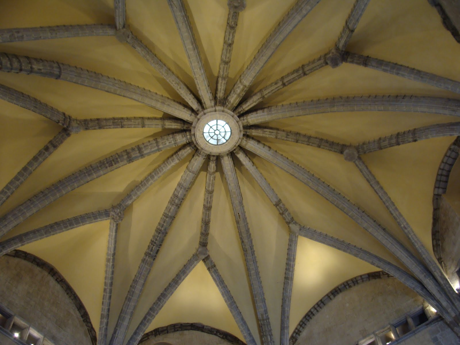 Love the lines groin vault ceilings pinterest love for Groin vault pictures