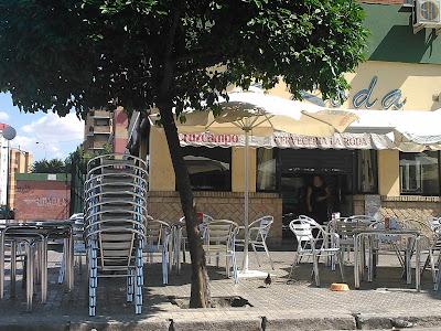 La Roda Bar Sevilla-El Tapeador