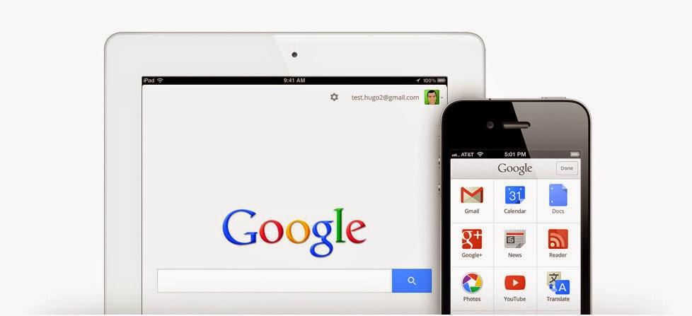 Apps da Google Agora Para iOS