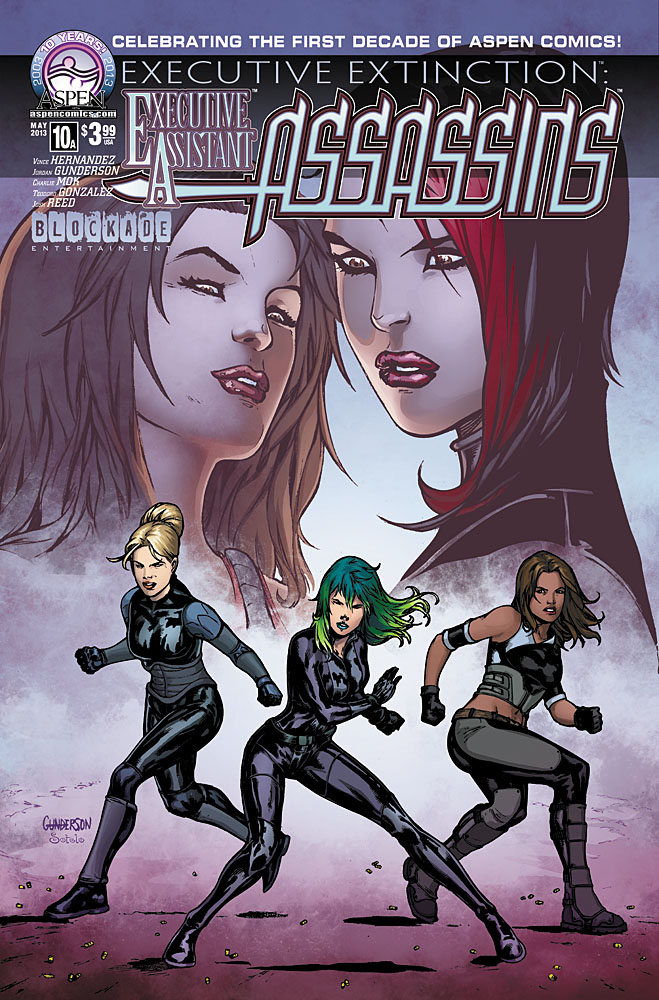 Preview: EXECUTIVE ASSISTANT: ASSASSINS #10