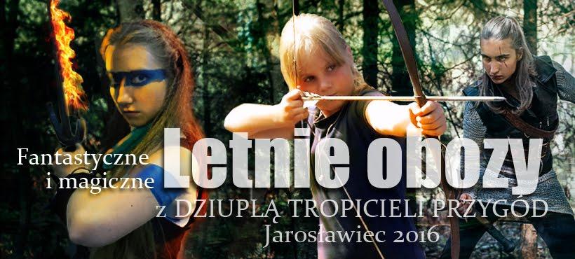 Obozy letnie - Jarosławiec 2016