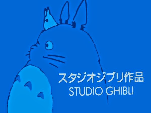 A Fan Of Studio Ghibli Animation