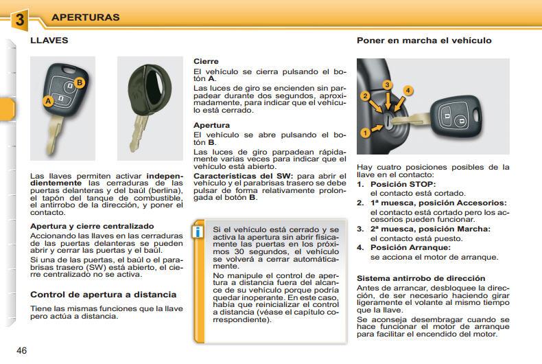207 compact manual del usuario parte 1 de 3 rh pepopolis blogspot com manual de usuario peugeot 207 compact 2012 manual de usuario peugeot 207 compact 2012