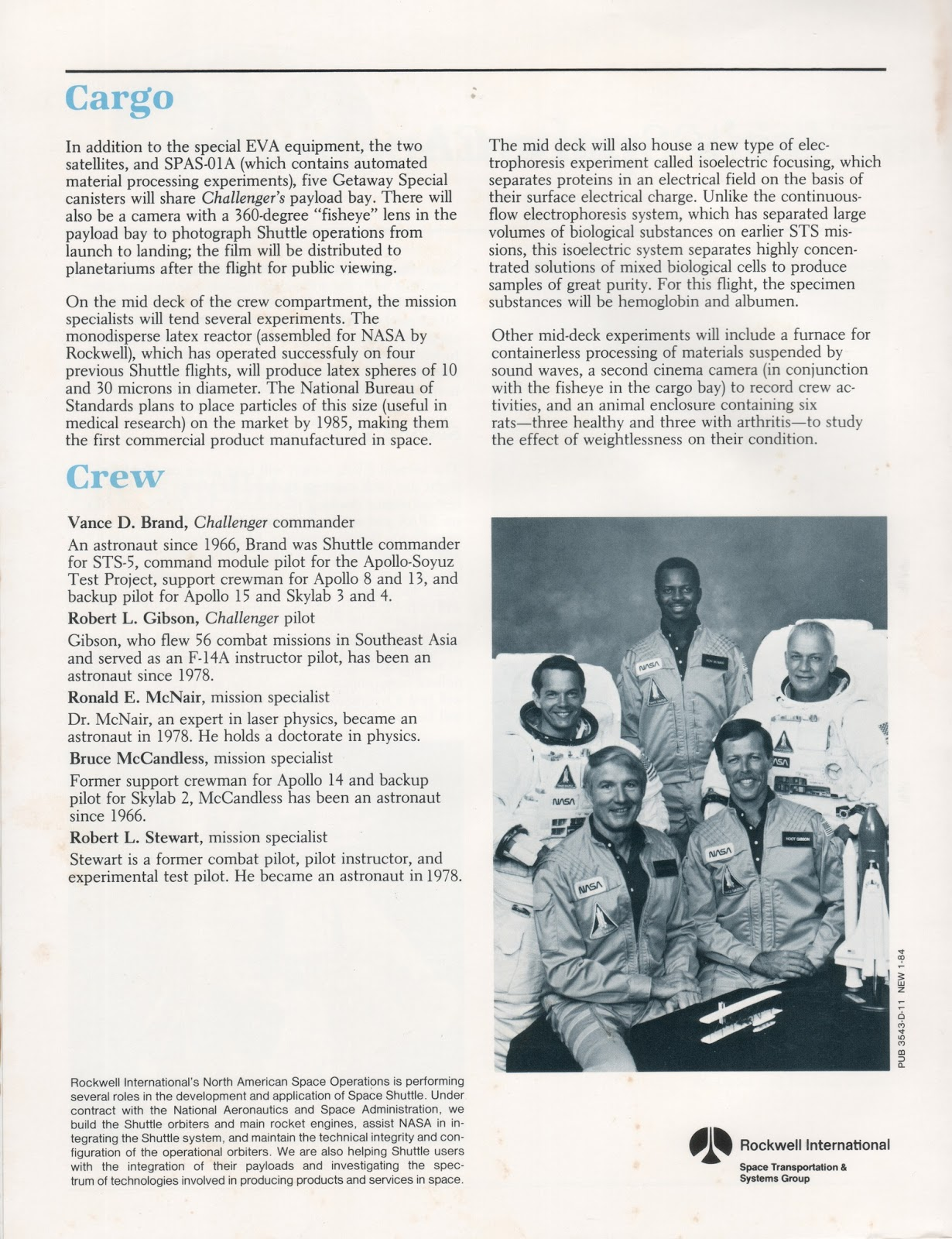 nasa brochure society - photo #14