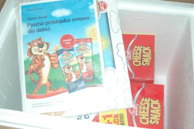 Cheese Snack: Pyszna przekąska serowa dla dzieci - TRND