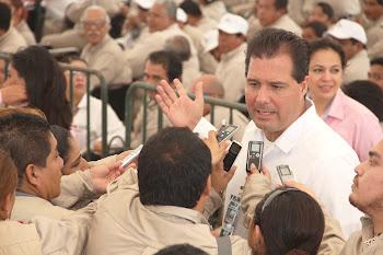 El Alcalde de Coatzacoalcos