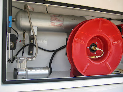 Easy Access Hose Reel