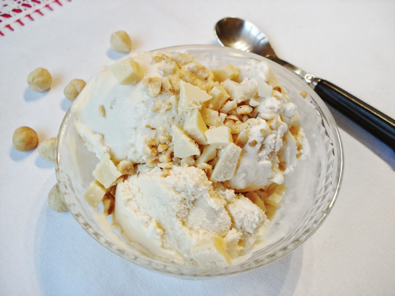 Gluten Free SCD and Veggie: Coffee Ice Cream with Hazelnuts ...