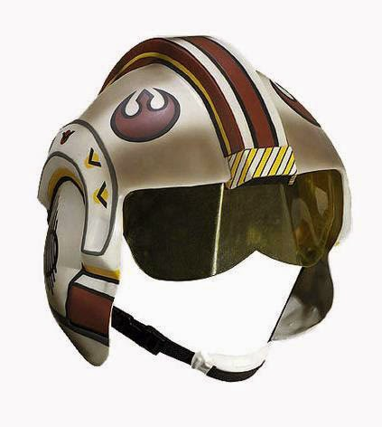 Casco Luke Skywalker X Wing Fighter