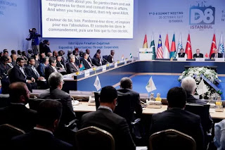 7 vital points Buhari made at the D-8 summit in Turkey.{see the photo}