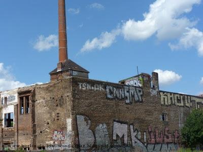 berlin, verlassene, eisfabrik, industrie