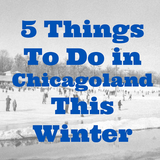 5 Things To Do in Chicagoland This Winter | all dressed up with nothing to drink...