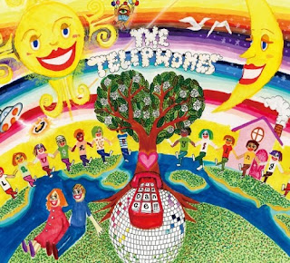 the telephones - Laugh, Cry, Sing. . . And Dance!!!