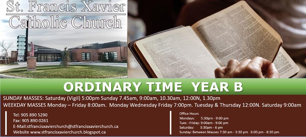 St. Francis Xavier Church