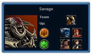 Mission 3 - Savage