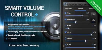 Smart Volume Control+ v1.1.3 (1.1.3) APK Gratis