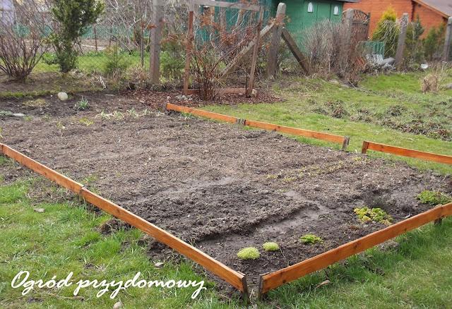 Remanent roku 2013 w ogrodzie