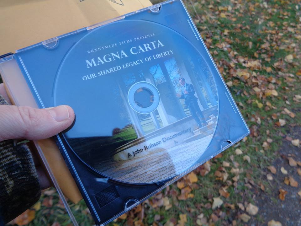 Magna Carta Documentary, 2015