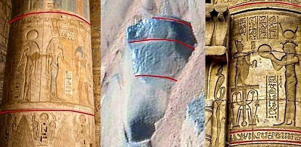 petroglifos marte