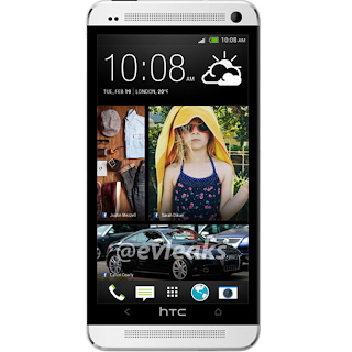 HTC One Render