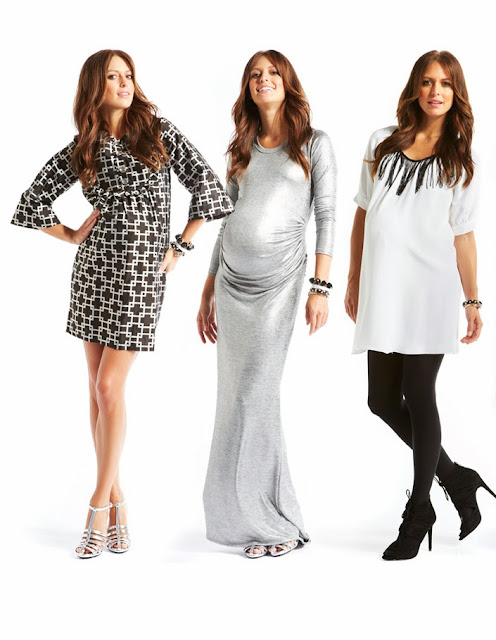 Maternity Style { Christmas and New Years}