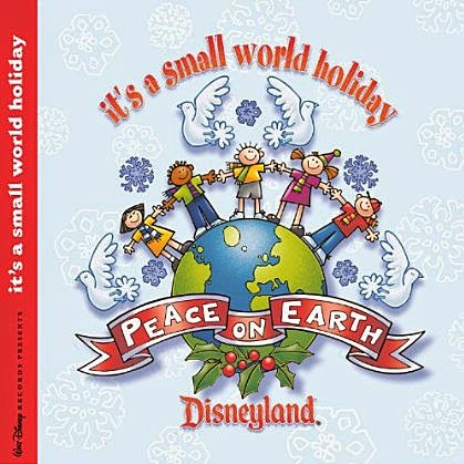 Disneyland Disney Park It's Small World Holiday iTunes